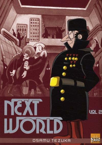 Couverture Next world tome 2
