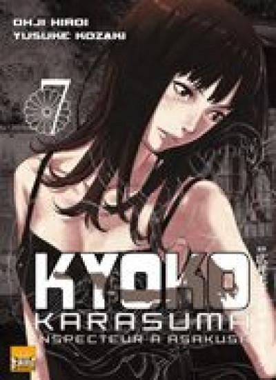 Couverture kyoko karasuma tome 7