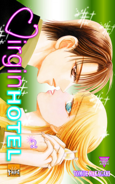 Couverture virgin hotel tome 2