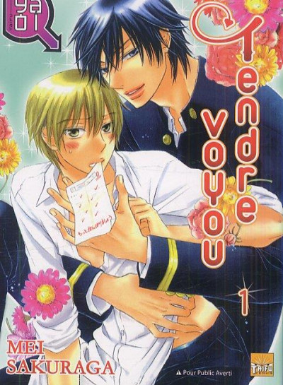 Couverture tendre voyou tome 1