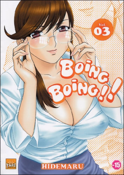 Couverture boing boing tome 3