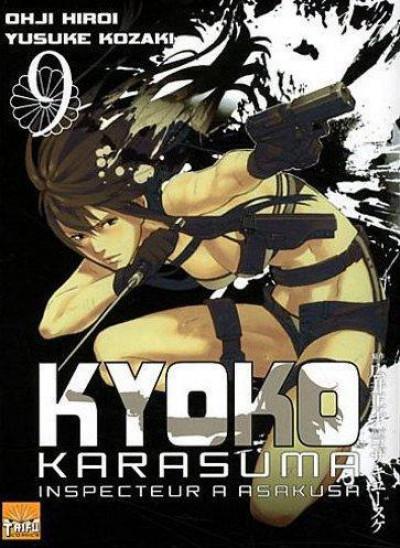 Couverture Kyôko Karasuma tome 9