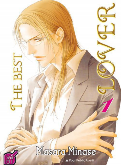 Couverture the best lover tome 1