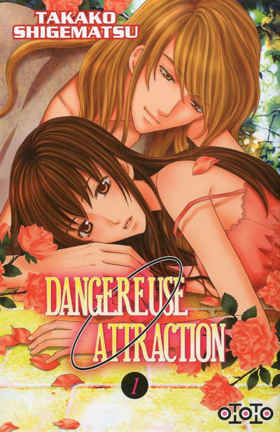 Couverture dangereuse attraction tome 1