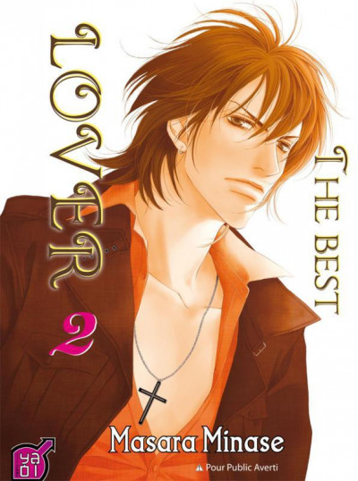 Couverture the best lover tome 2