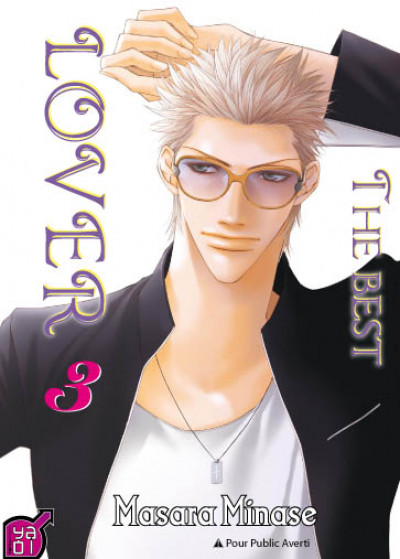 Couverture the best lover tome 3