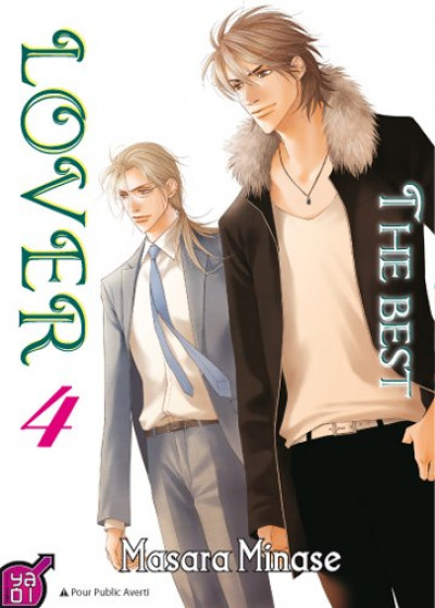 Couverture the best lover tome 4