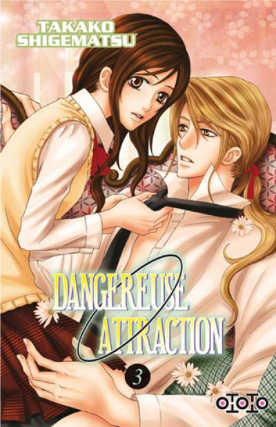Couverture dangereuse attraction tome 3