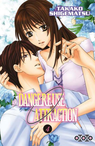 Couverture dangereuse attraction tome 4