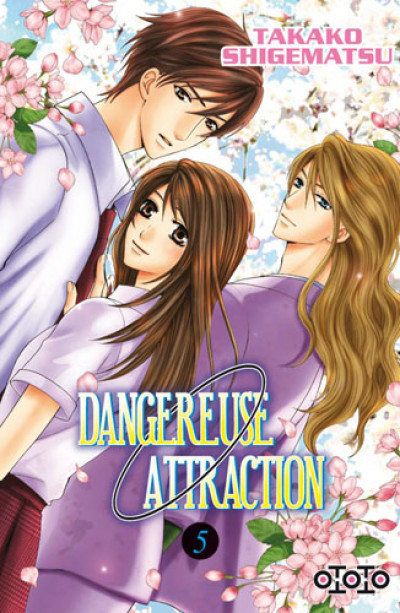 Couverture dangereuse attraction tome 5