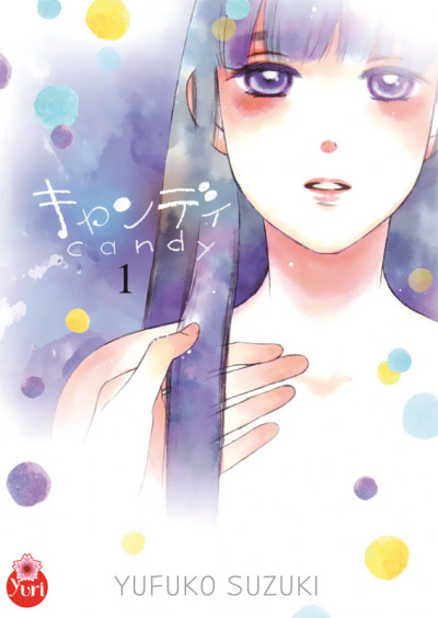 Couverture candy tome 1