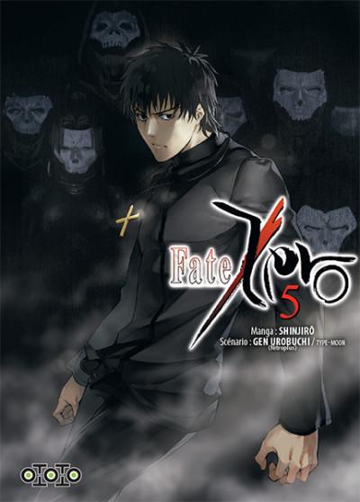 Couverture Fate/zero tome 5