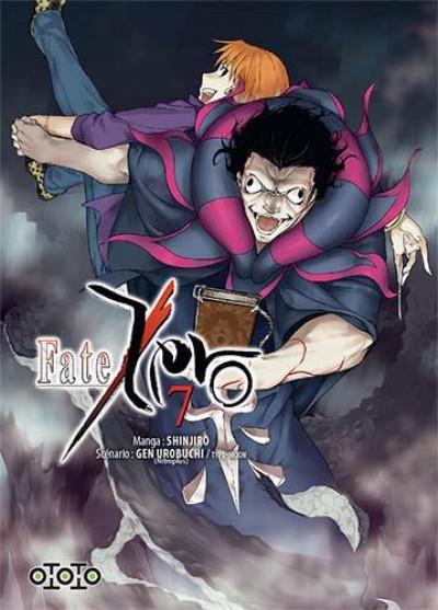 Couverture Fate/zero tome 7