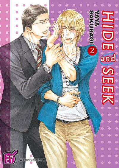 Couverture Hide and seek tome 2