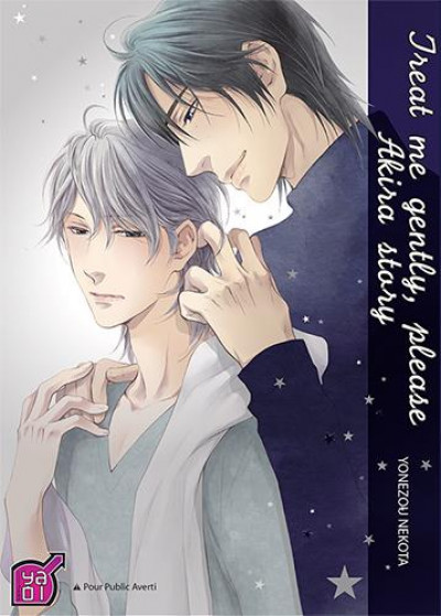 Couverture Treat me gently, please - Akira story