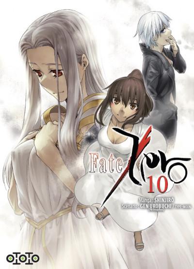 Couverture Fate/Zero tome 10