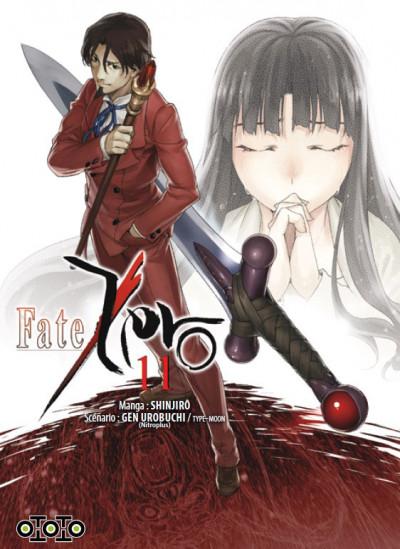 Couverture Fate/zero tome 11
