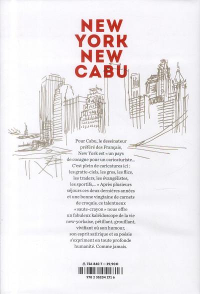 Dos Cabu à New York