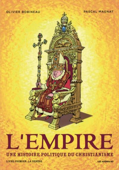 Couverture L'empire tome 1