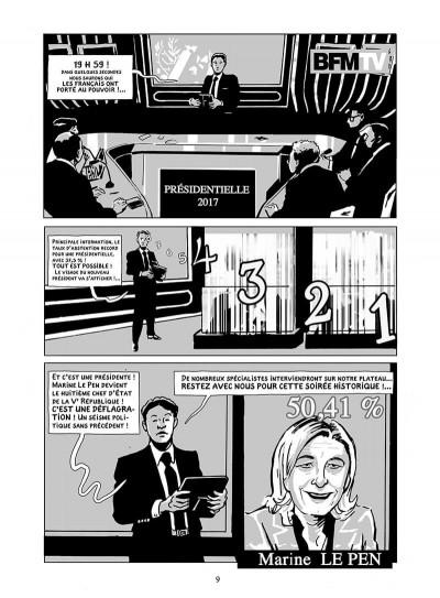Page 0 La présidente tome 1