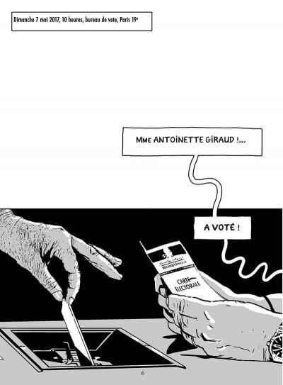 Page 7 La présidente tome 1