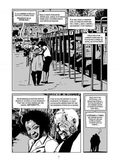 Page 8 La présidente tome 1