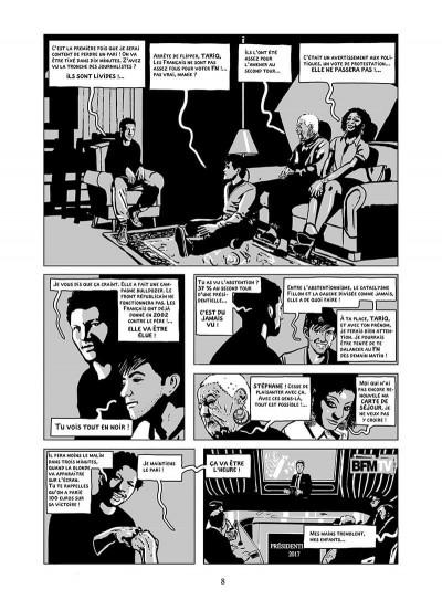 Page 9 La présidente tome 1