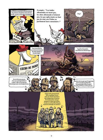 Page 0 L'incroyable histoire du canard enchaîné