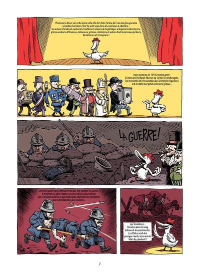 Page 8 L'incroyable histoire du canard enchaîné
