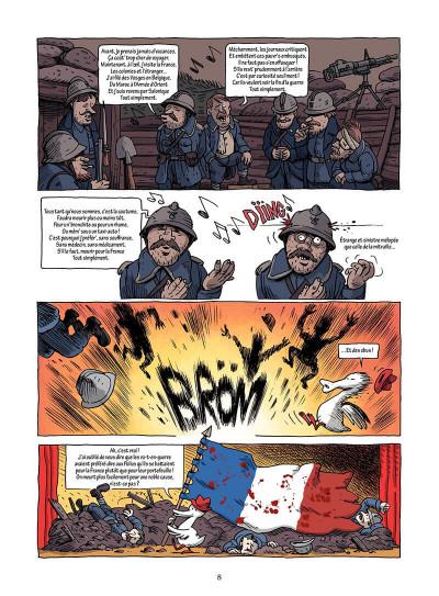 Page 9 L'incroyable histoire du canard enchaîné