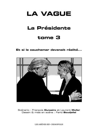 Page 2 La présidente tome 3