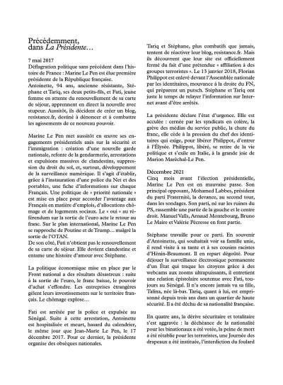 Page 5 La présidente tome 3