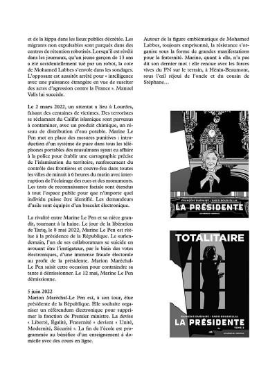 Page 6 La présidente tome 3