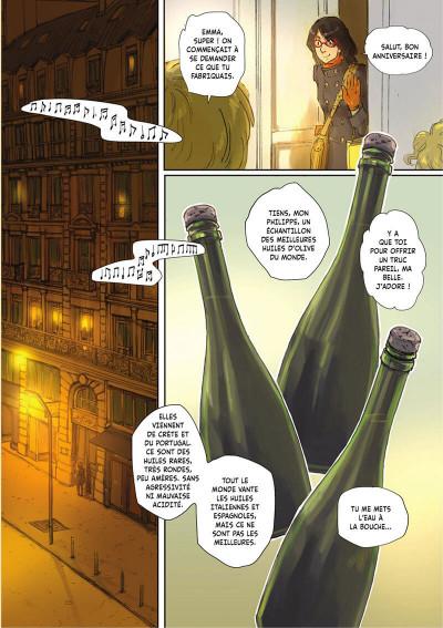 Page 0 Le goût d'Emma