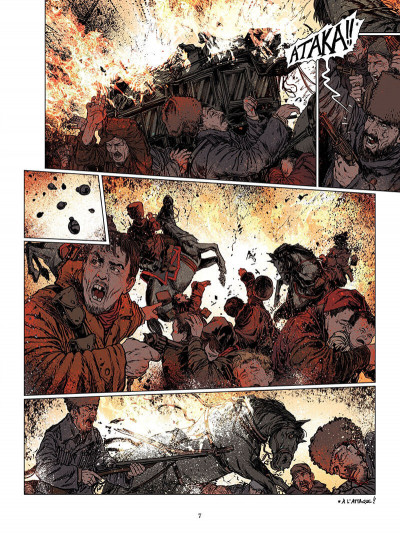 Page 8 La jeunesse de Staline tome 1