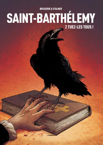 Couverture Saint-Barthélemy tome 2