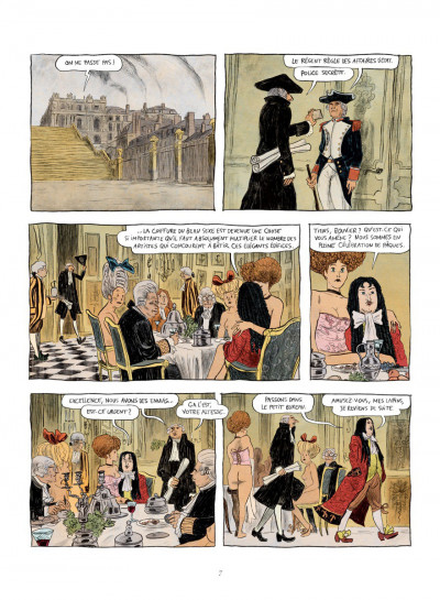Page 3 Voltaire amoureux tome 1