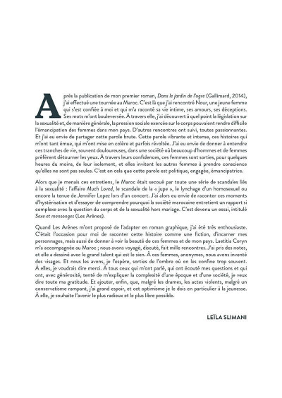 Page 4 Paroles d'honneur