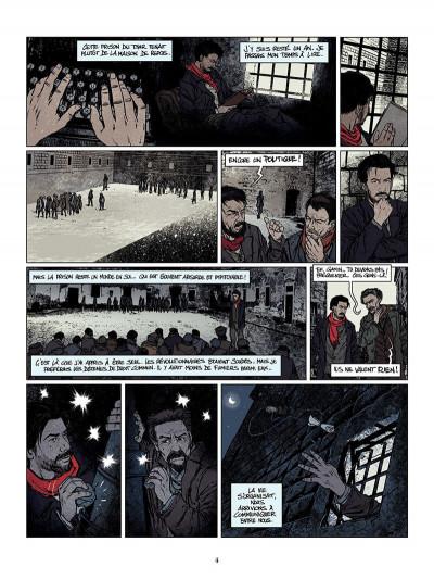 Page 5 La jeunesse de Staline tome 2 - Koba