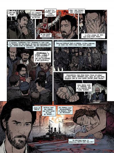 Page 8 La jeunesse de Staline tome 2 - Koba