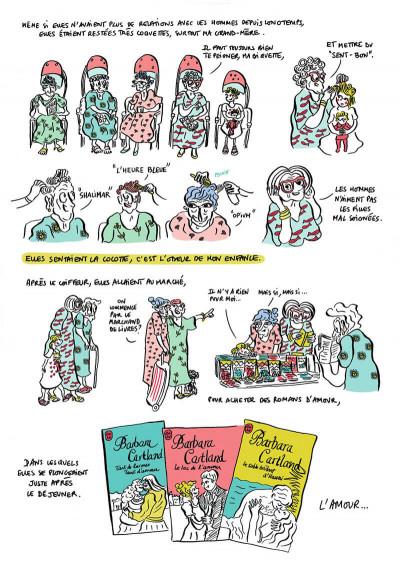 Page 0 les descendants ; ou l'appel de la Pampa