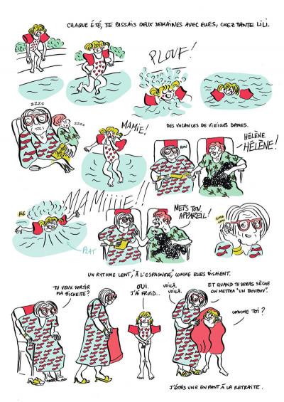 Page 8 les descendants ; ou l'appel de la Pampa