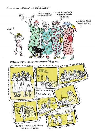 Page 9 les descendants ; ou l'appel de la Pampa
