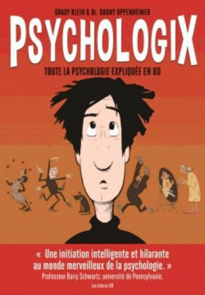Couverture Psychologix BD