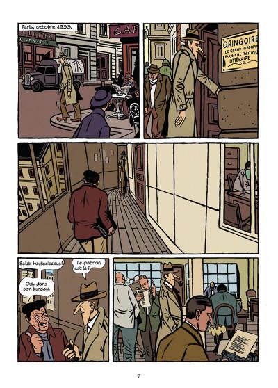 Page 0 La tragédie brune
