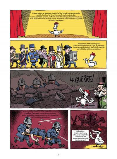 Page 0 L'incroyable histoire du canard enchaîné (édition 2018)