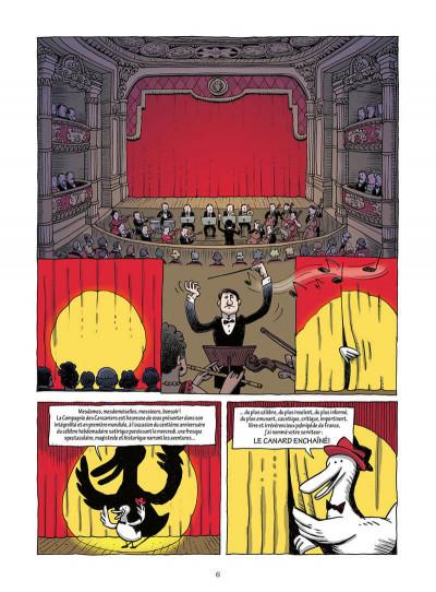 Page 9 L'incroyable histoire du canard enchaîné (édition 2018)