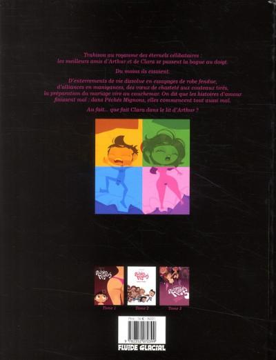 Dos péchés mignons tome 4 - (édition luxe avec couverture hologramme)