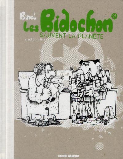 Couverture Les bidochon tome 21