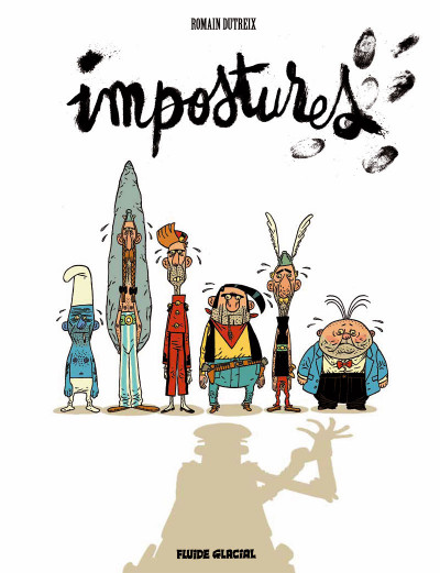 Page 4 Impostures tome 1
